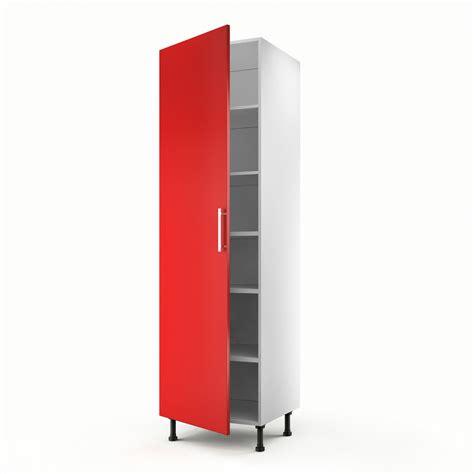 meuble de cuisine colonne 1 porte délice h 200 x l