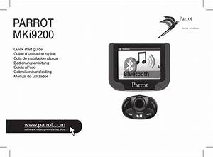 Ebox4r2 Bluetooth Car Kit With 433 Mhz Receiver User Manual Mki9200 Parrot