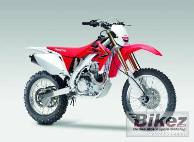 honda crfx specifications  pictures