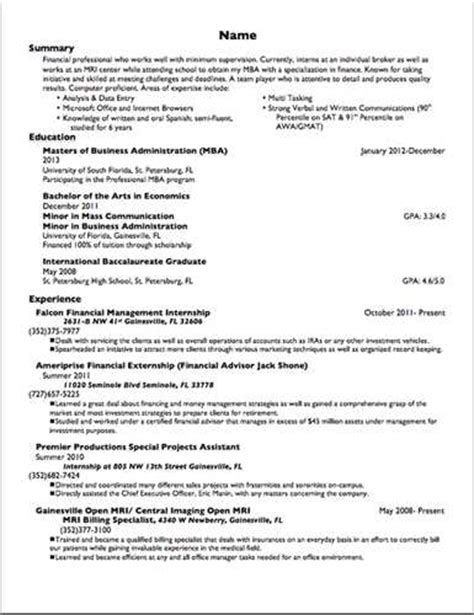 luck with the political science graduate resume sle
