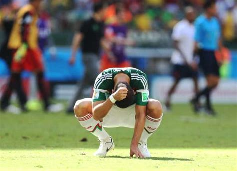 Chicharito Injury May Turn Mexico Gold Cup Dream Into