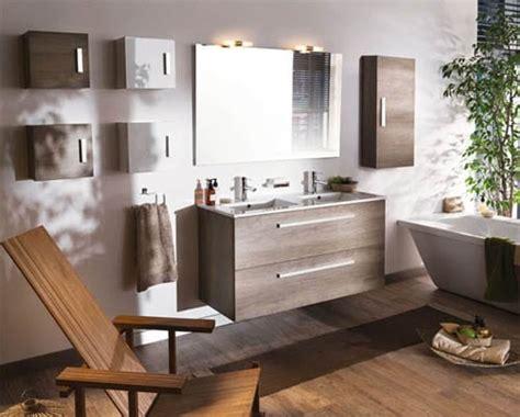 salle de bains nature une salle de bain 224 la d 233 coration naturelle apaisante