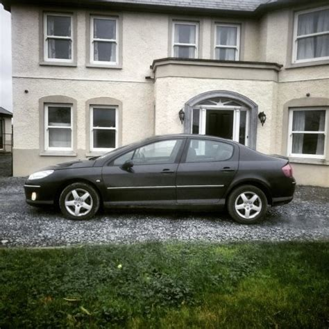 small peugeot cars for sale 2006 peugeot 407 for sale for sale in kilkenny kilkenny