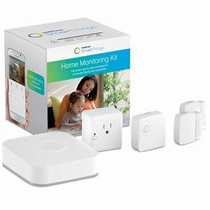 Samsung Smart Home : samsung smartthings home monitoring kit home improvement ~ Buech-reservation.com Haus und Dekorationen
