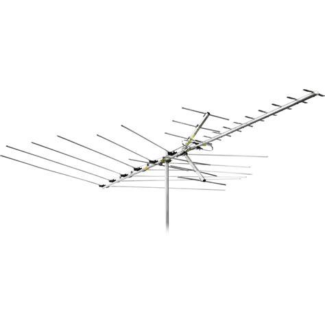 channel master 60 mile range uhf vhf fm hd tv outdoor