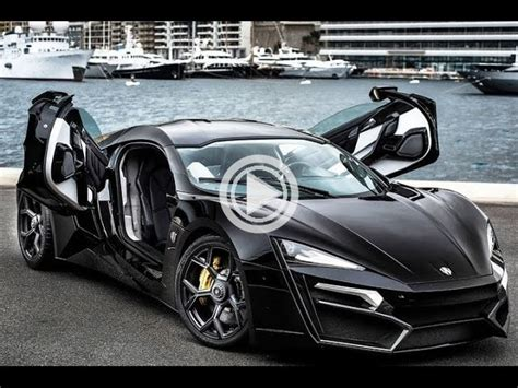 Top 10 Luxury Cars 2016  2017  Most Expensive Car In The