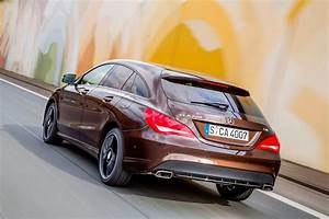 Mercedes Cla Break : mercedes cla shooting brake fahrbericht ~ Melissatoandfro.com Idées de Décoration
