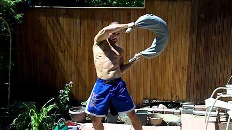 bag bulgarian kettlebell toronto