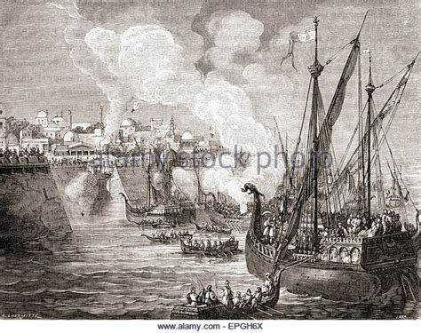 the siege of constantinople constantinople siege stock photos constantinople siege