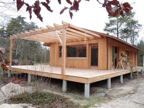 terrasse surelevee en bois terrasse bois structur 233 bois
