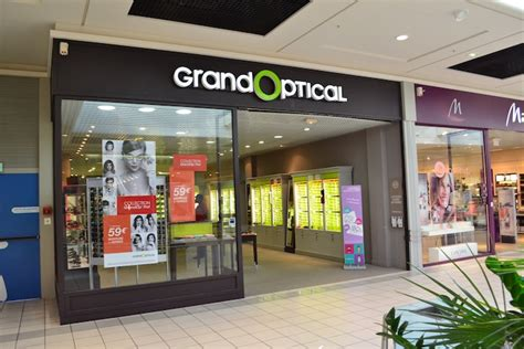 grand optical siege grand optical centre commercial rive droite