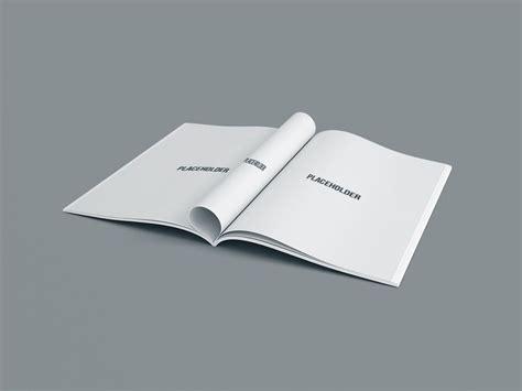 Download open folder mockup psd. Free A4 Magazine Mockup PSD (16 scenes   Magazine mockup ...