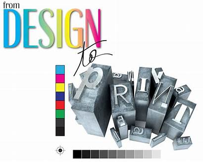 Graphic Printing Services Department Marketing Concept Creative