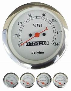 Dolphin Automotive Gauges Gauges And Panels Hot Rod Shop