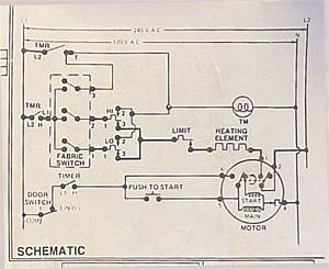 Speed Queen Commercial Dryer Wiring Diagram