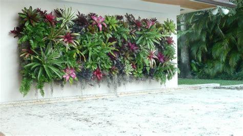 Frische Wanddekoration Mit Pflanzengreen Wall Plant Decor by Exotische Dekoration Mit Tropischen Pflanzen Wie