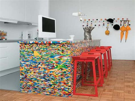 lego kitchen island 16 amazingly practical uses for lego from desk tidies to