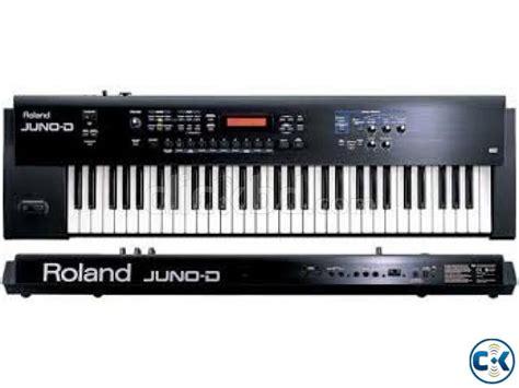 Roland Juno Brand New  Clickbd