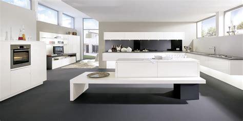 salon cuisine design cuisine moderne ouverte sur composition de salon
