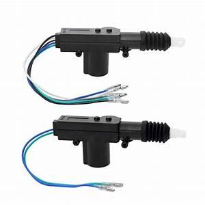 Car Central Door Lock Actuator Motor 12v Car Auto Locking