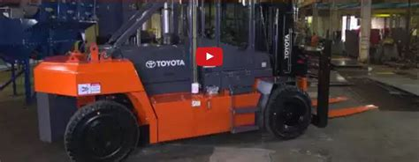 toyota thd high capacity ic pneumatic forklift official