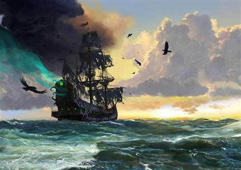 Deep Sea Hd Wallpaper The Flying Dutchman Song Cape Point