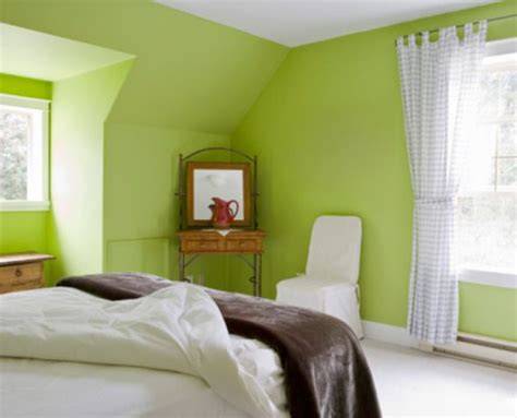 Bedroom Painting Ideas Green Yellow