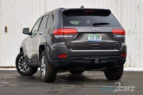 2015 Jeep Grand Cherokee Limited 4x4 Review