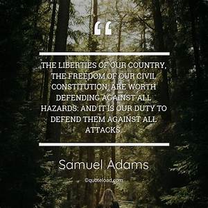The liberties o... Country Freedom Quotes