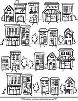 Neighborhood Coloring Printable Sheets Colouring Preschool Summer Break Luxury Books Printables Perfect Adult Specifically Portrait Source Xo Lp Winter sketch template
