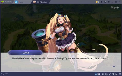 mobile legends adventure game review