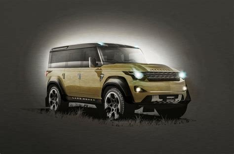 land rover defender  beat autocar