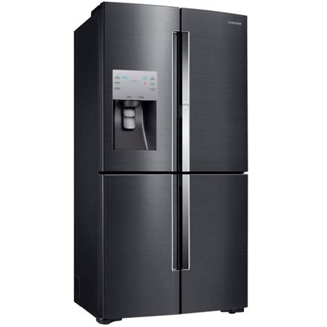 Samsung Cabinet Depth Refrigerator Door by Samsung Rf22k9381sg Aa 22 Cu Ft Counter Depth 4 Door