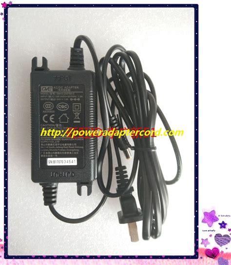 It is our pleasure to provide you a mailbox. *Brand NEW* GENUINE Original GVE 24V 1.6A GM42-240160-D AC Adapter POWER SUPPLY - laptop ac dc ...