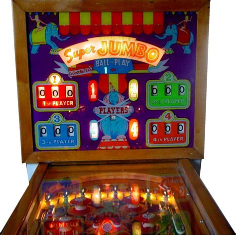 100 internet pinball machine database game jokerz