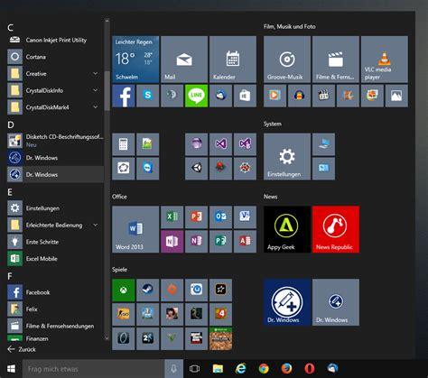 origin windows 10 eigene verkn 252 pfungen an das startmen 252 windows 10 anheften