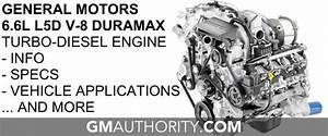 66 Duramax Diesel Engine