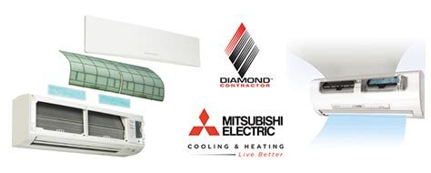 mitsubishi ductless air conditioning systems mitsubishi ductless systems