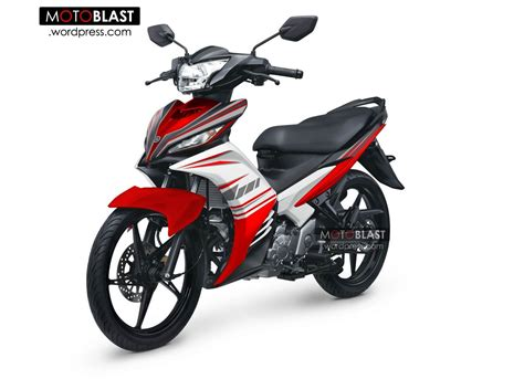 Modif Mx New by Foto Modifikasi Motor Jupiter Z Warna Merah Terkeren Dan