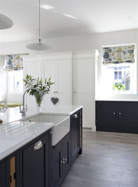 deanery modern classic shaker style kitchen deanery