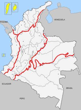 regiones naturales nuestra colombia