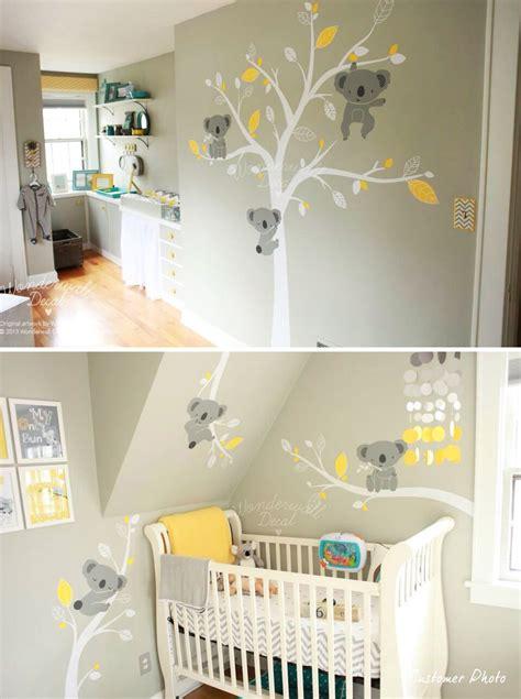 stickers koala pour la chambre de nos bebes le chambre