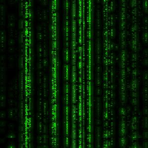 pasang background matrix  blog rahman blog