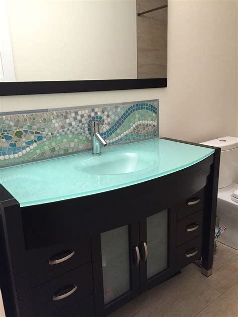 mosaic countertop mosaic backsplash by helle rasmussen mosaic