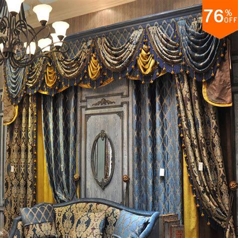 achetez en gros baroque rideaux en ligne 224 des grossistes
