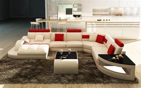 canap panoramiques deco in canape d angle design panoramique blanc et