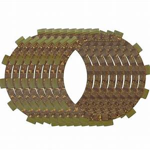 Motorcycle Motorbike Engine Parts Clutch Friction Plates