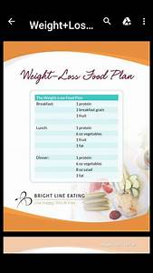 Meal Plan Bright Line Eating Recipes Brightline Eating