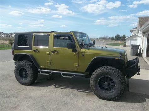 find   jeep wrangler unlimited  sport utility