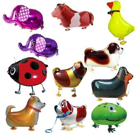 funny walking animal balloon pet dog cartoon animals